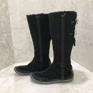 NIKE LAB Knee-High Boots g Series Black